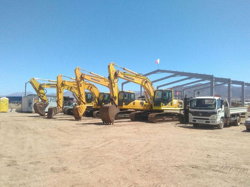 Transportes y maquinarias Bacor Vallenar